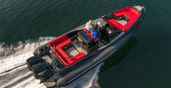 Capitaine Plaisance concessionnaire-vente Semi rigide ZAR FORMENTI 85 Sport Luxury frejus saint raphael sainte maxime