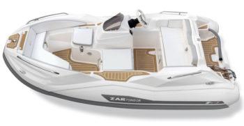 Capitaine Plaisance concessionnaire-vente Annexe bateau yacht Zar Tender ZF1 hord bord